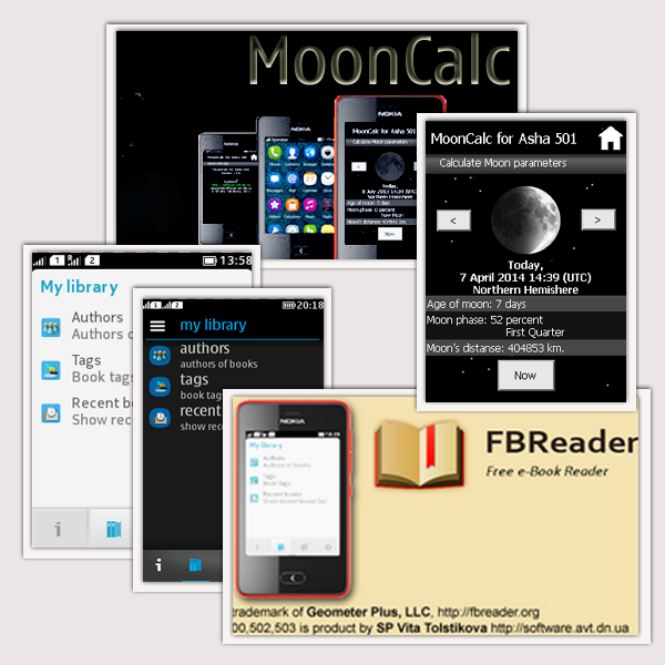 A.V.T. Software. Home page. S4. Mobile Projects